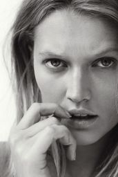 Toni Garrn - Photoshoot for Madame Figaro 2016