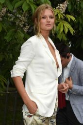 Toni Garrn Style - Serpentine Summer Party in London 7/8/2016