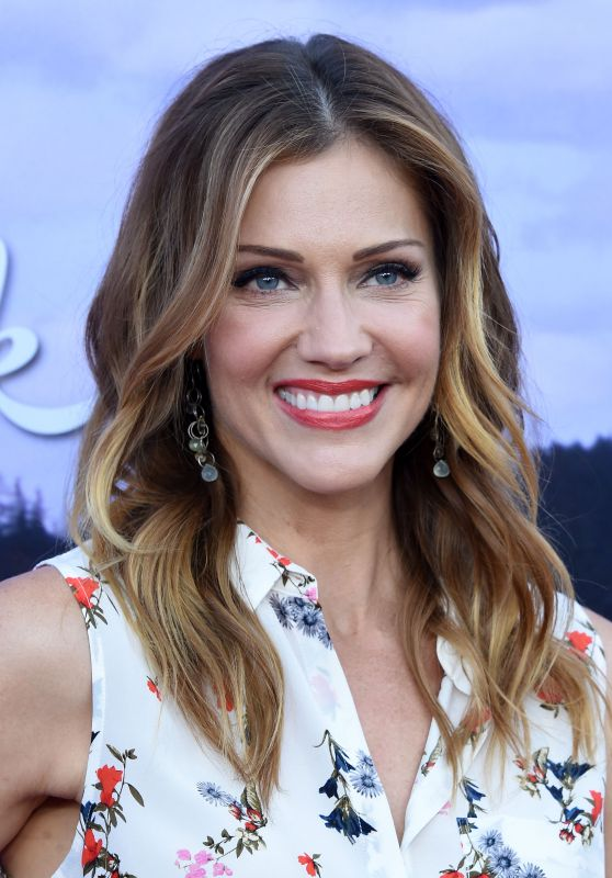 Tricia Helfer – Hallmark Movies and Mysteries Summer 2016 TCA Press Tour in Beverly Hills 7/27/2016