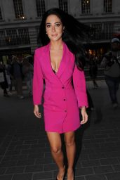 Tulisa Contostavlos - Notion ISSUE 73 Launch Party at Cuckoo Club in London 7/7/2016