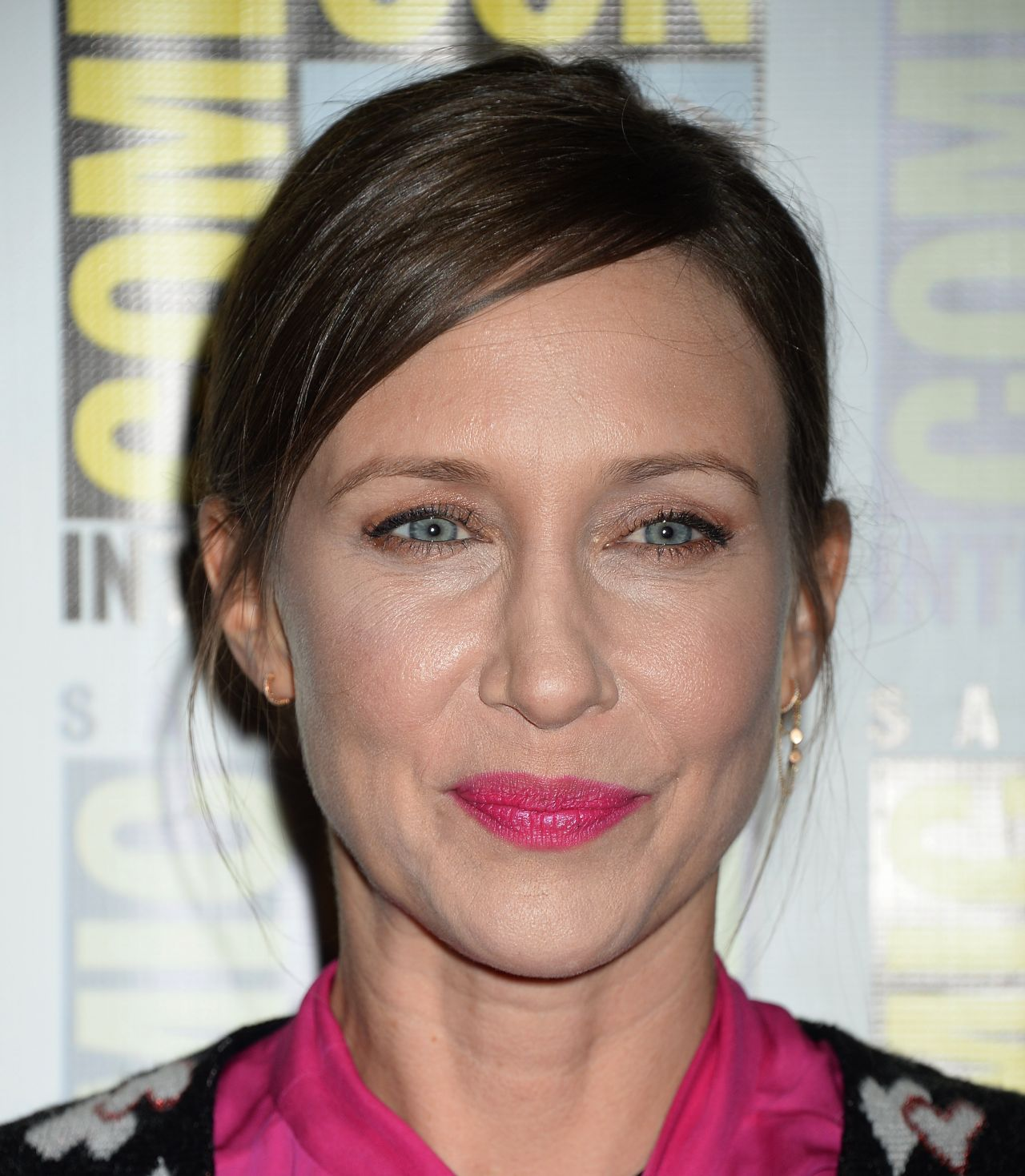 Vera Farmiga - 'Bates Motel' Press Line at Comic-Con in ... Vera Farmiga