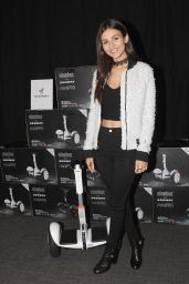Victoria Justice - Backstage Creations Retreat at Teen Choice 2016 in Inglewood