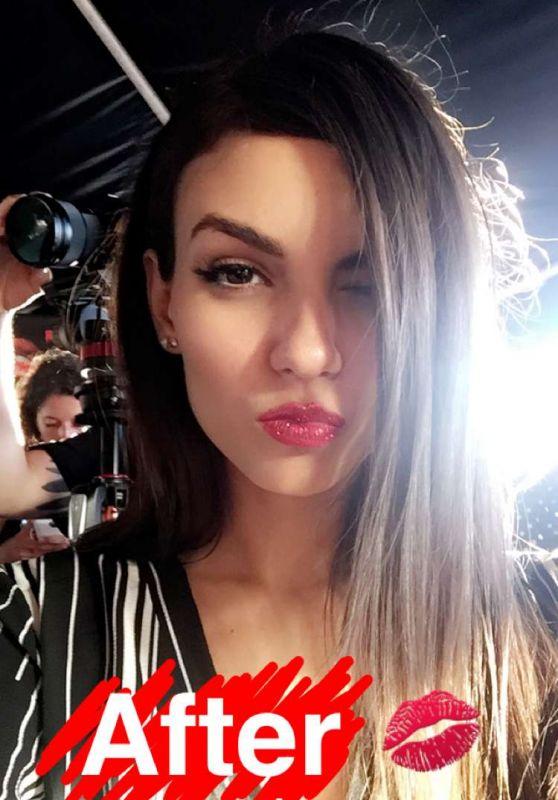 Victoria Justice Social Media Pics, July 23 2016