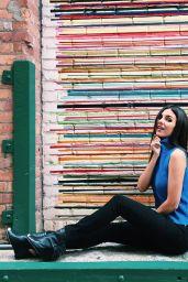 Victoria Justice Social Media Pics, June 2016