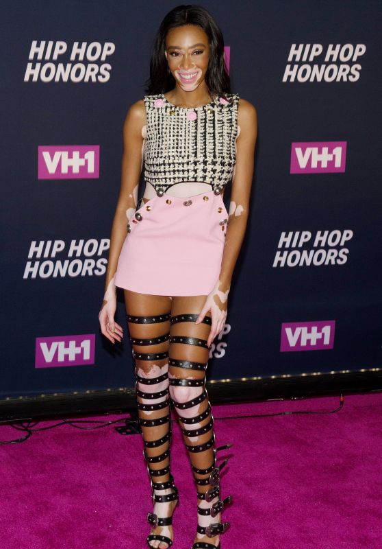 Winnie Harlow – VH1 Hip Hop Honors in New York City, July 2016