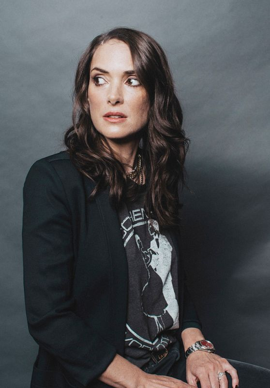 Winona Ryder - Photoshoot for The New York Times 2016