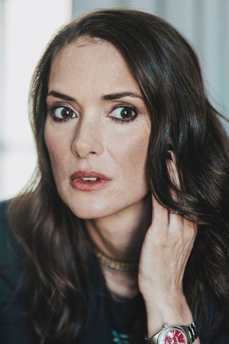Winona Ryder Photoshoot For The New York Times 2016