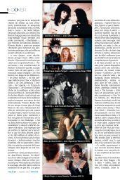 Winona Ryder - Télé Obs July 2016