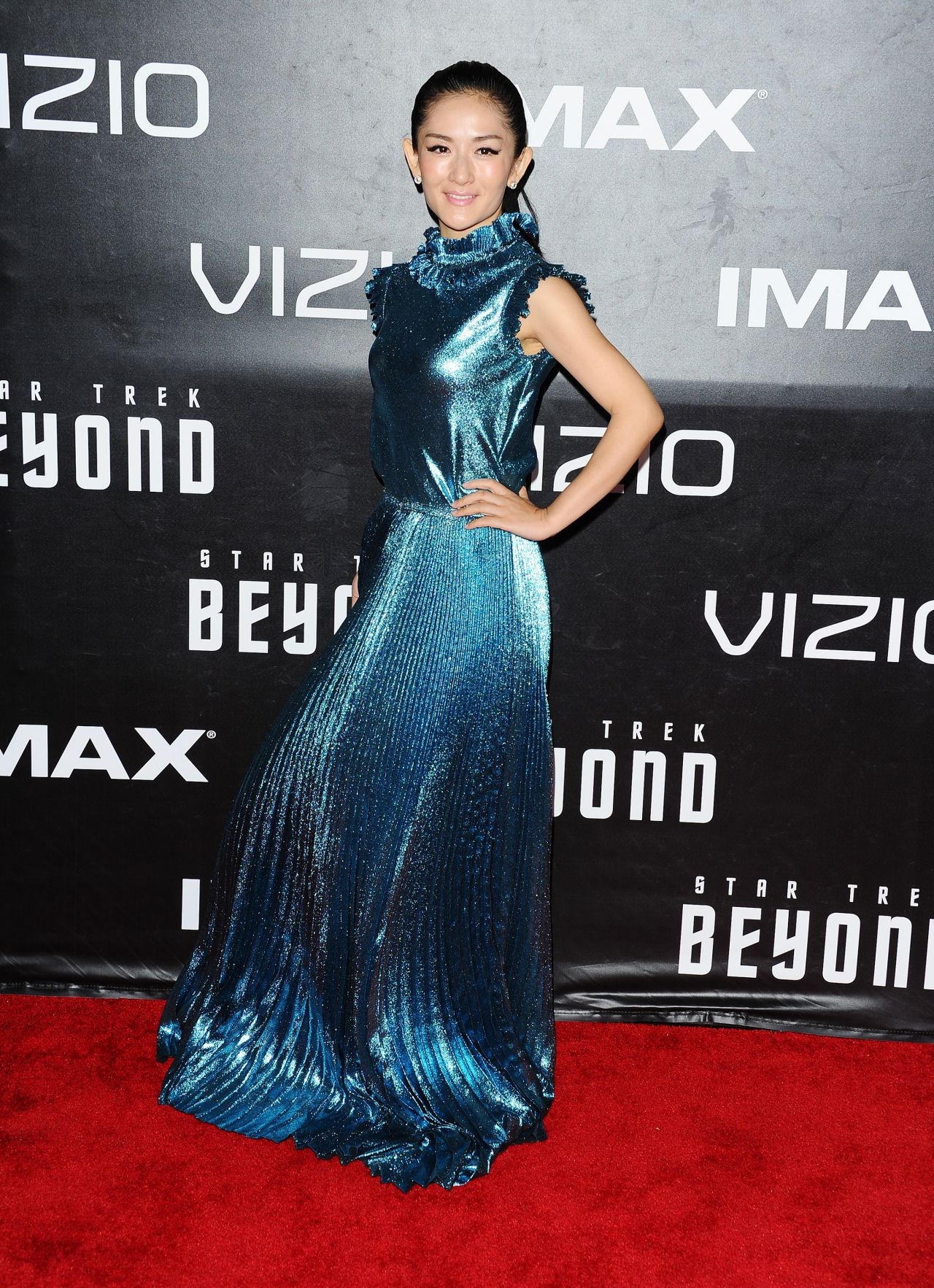 Xie Na Paramount Pictures Star Trek Beyond Premiere