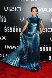 Xie Na – Paramount Pictures' 'Star Trek Beyond' Premiere in San Diego