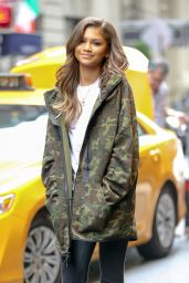 Zendaya Coleman - Out in NYC 7/18/2016