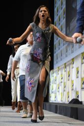 Zendaya - Marvel Studios Presentation - Comic-Con International 2016 in San Diego