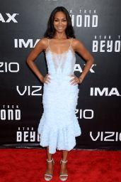 Zoe Saldana – Paramount Pictures' 'Star Trek Beyond' Premiere in San Diego
