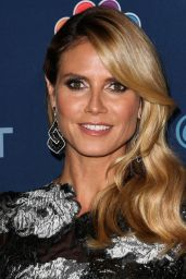 Heidi Klum – NBCUniversal Press Day – 2016 Summer TCA Tour in Beverly Hills 8/2/2016