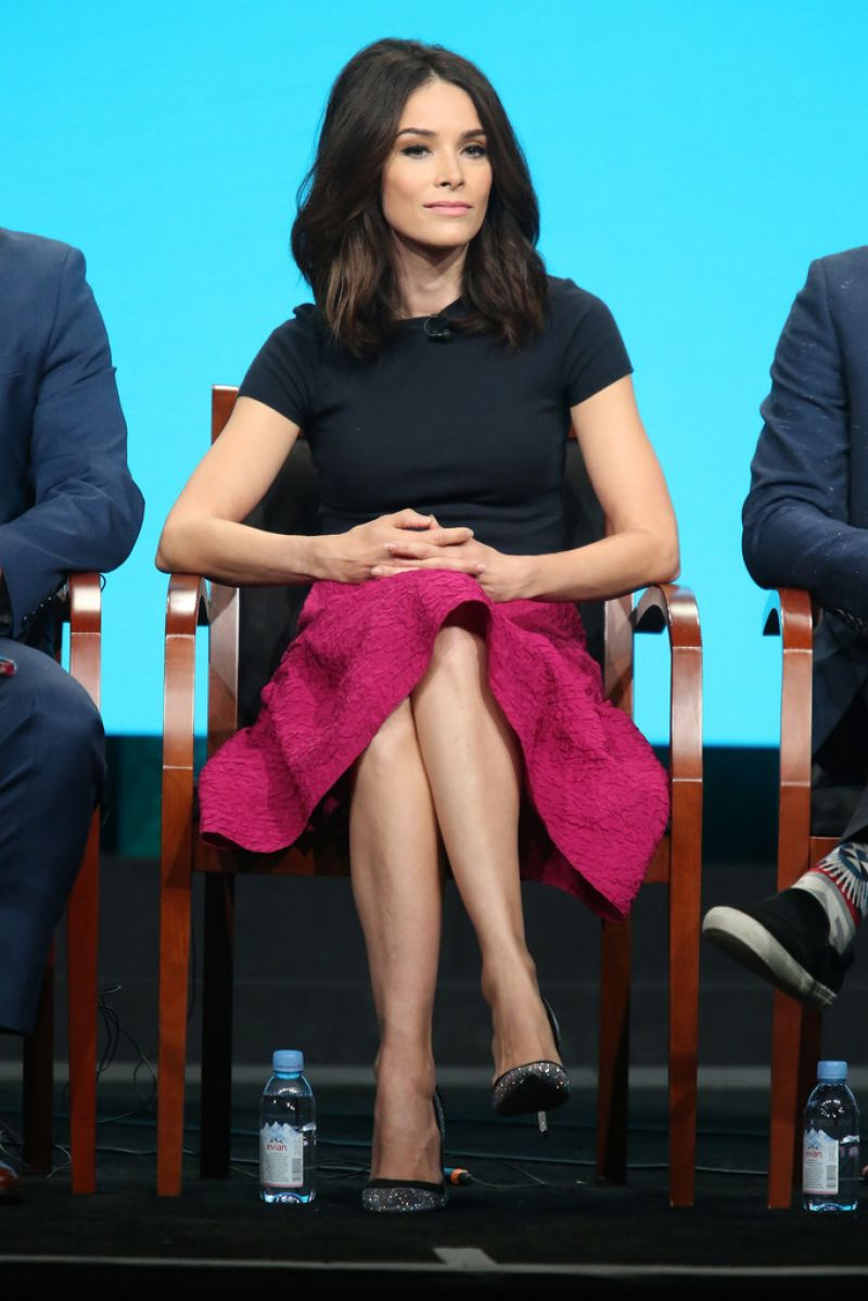 Abigail Spencer Nbcuniversal Press Day 2016 Summer Tca