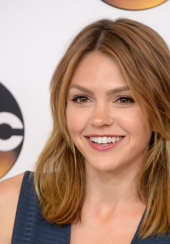 Aimee Teegarden – Disney ABC Television Group Hosts TCA Summer Press Tour 8/4/2016