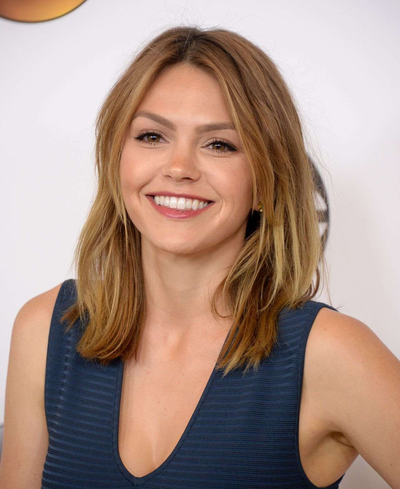 Aimee Teegarden Disney Abc Television Group Hosts Tca