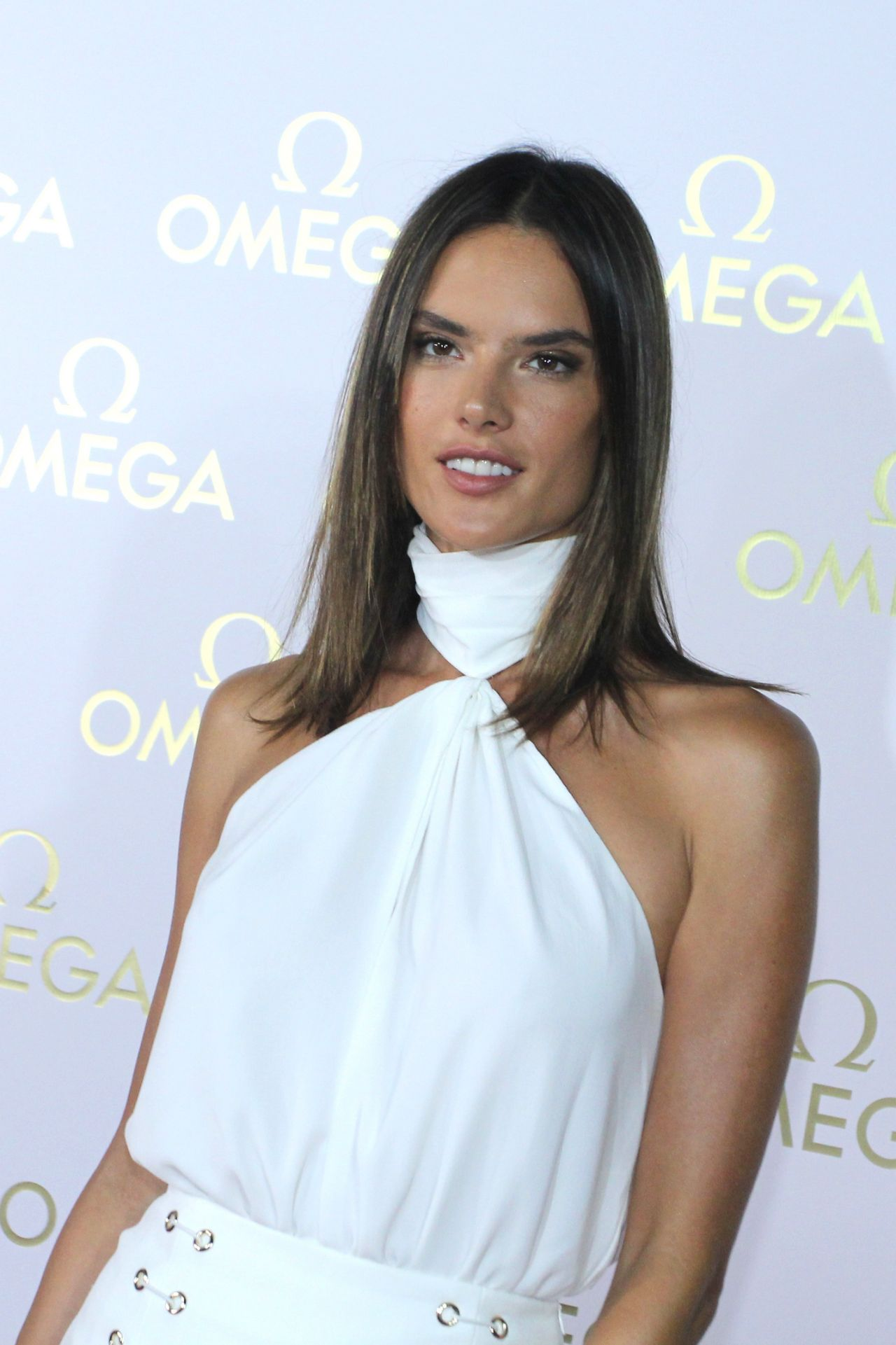 Alessandra Ambrosio - Gold Night at OMEGA House Rio 2016 ... Alessandra Ambrosio