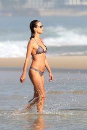 Alessandra Ambrosio in Bikini - Ipanema Beach in Rio de Janeiro, August 2016