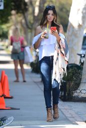 Ali Landry - Out in Los Angeles, August 2016