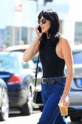 Ali Lohan - Out in Beverly Hills 8/18/2016
