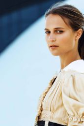Alicia Vikander - Marie Claire France September 2016 Cover and Photos