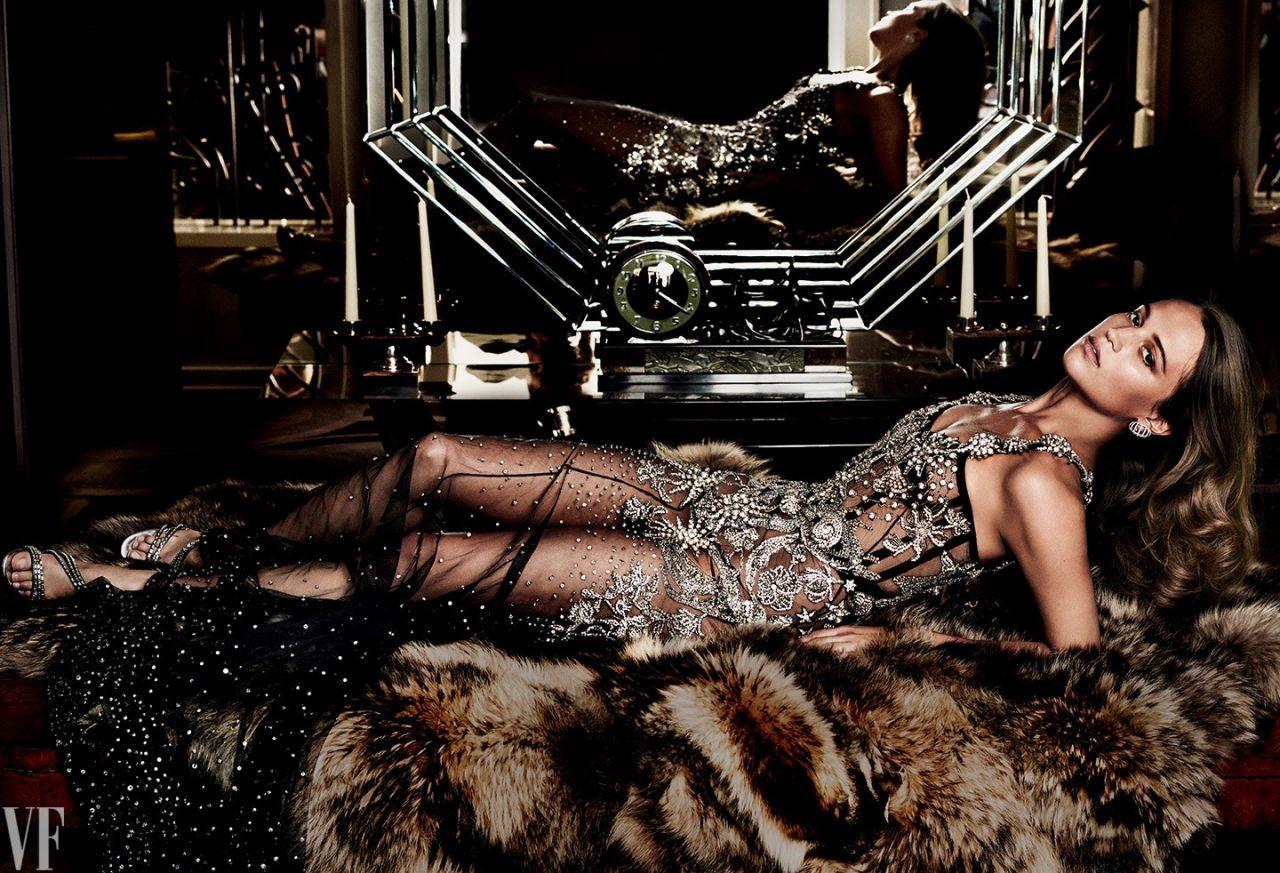 Alicia Vikander Photoshoot Amp Bts For Vanity Fair