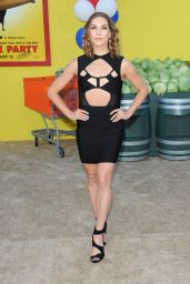 Allison Holker – 'Sausage Party' Movie Premiere in Los Angeles 8/9/2016