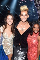 Aly Raisman, Madison Kocian, Laurie Hernandez, Simone Biles – MTV Video Music Awards 2016 in New York City 8/28/2016