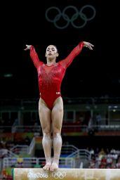 Aly Raisman - Rio Olympics 2016