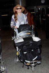 Amy Adams at LAX Airport 8/9/2016