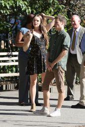 Amy Forsyth - Hulu TV Show