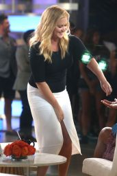 Amy Schumer at Good Morning America in New York City 8/16/2016
