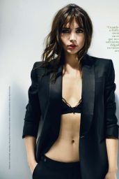 Ana De Armas - Fotogramas Magazine Spain September 2016 Issue