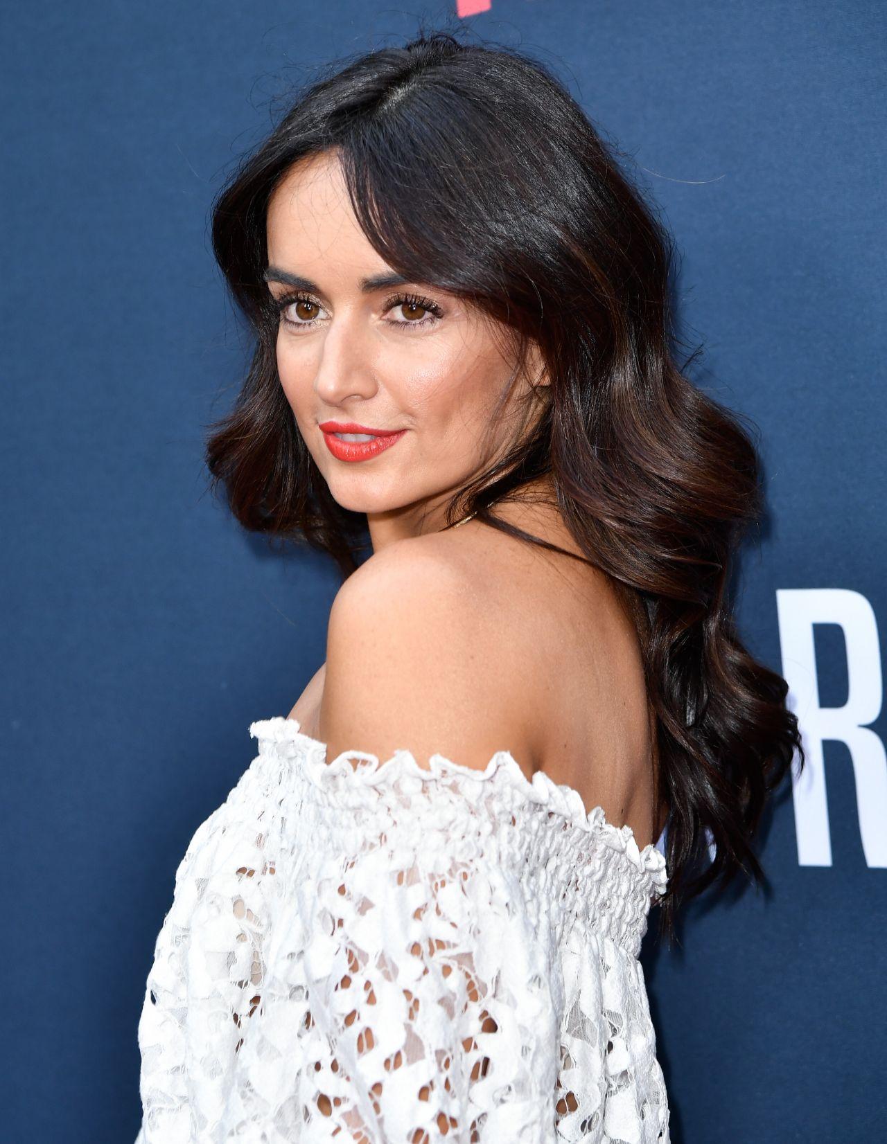 Ana De La Reguera Netflix S Narcos Season 2 Premiere In
