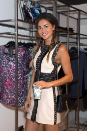 Ana Tanaka - Press Launch of Joel Swimwear x Collier Bristow in London 8/11/2016