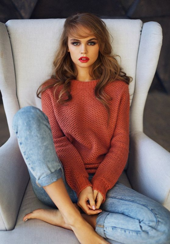Anastasiya Scheglova - Photoshoot for Polguar 2016