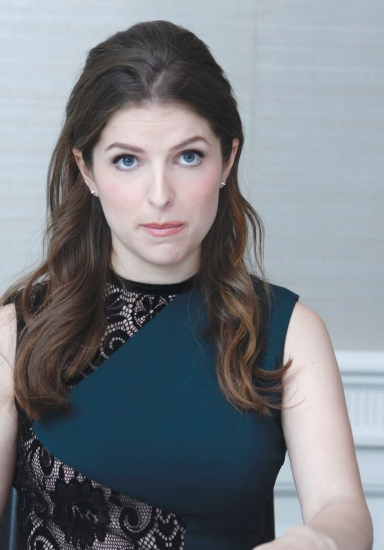 Anna Kendrick – 'Trolls' Press Conferencel in West Hollywood 8 ...
