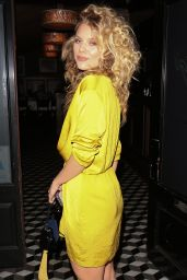 AnnaLynne McCord Night Out Style - at Craig
