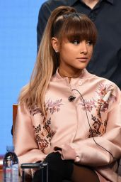 Ariana Grande at NBC