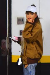 Ariana Grande - Out in NYC 8/27/2016