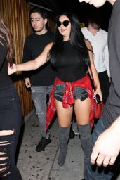 Ariel Winter at the Nice Guy Club in West Hollywood 8/11/2016