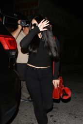 Ariel Winter at The Nice Guy in West Hollywood 8/8/2016