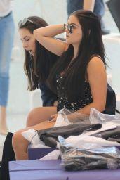 Ariel Winter - Designer Stuart Weitzman Store in Beverly Hills 8/8/2016