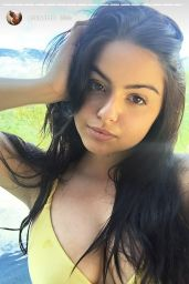 Ariel Winter - Social Media Pics 8/7/2016