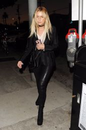 Ashley Benson Night Out - Craig
