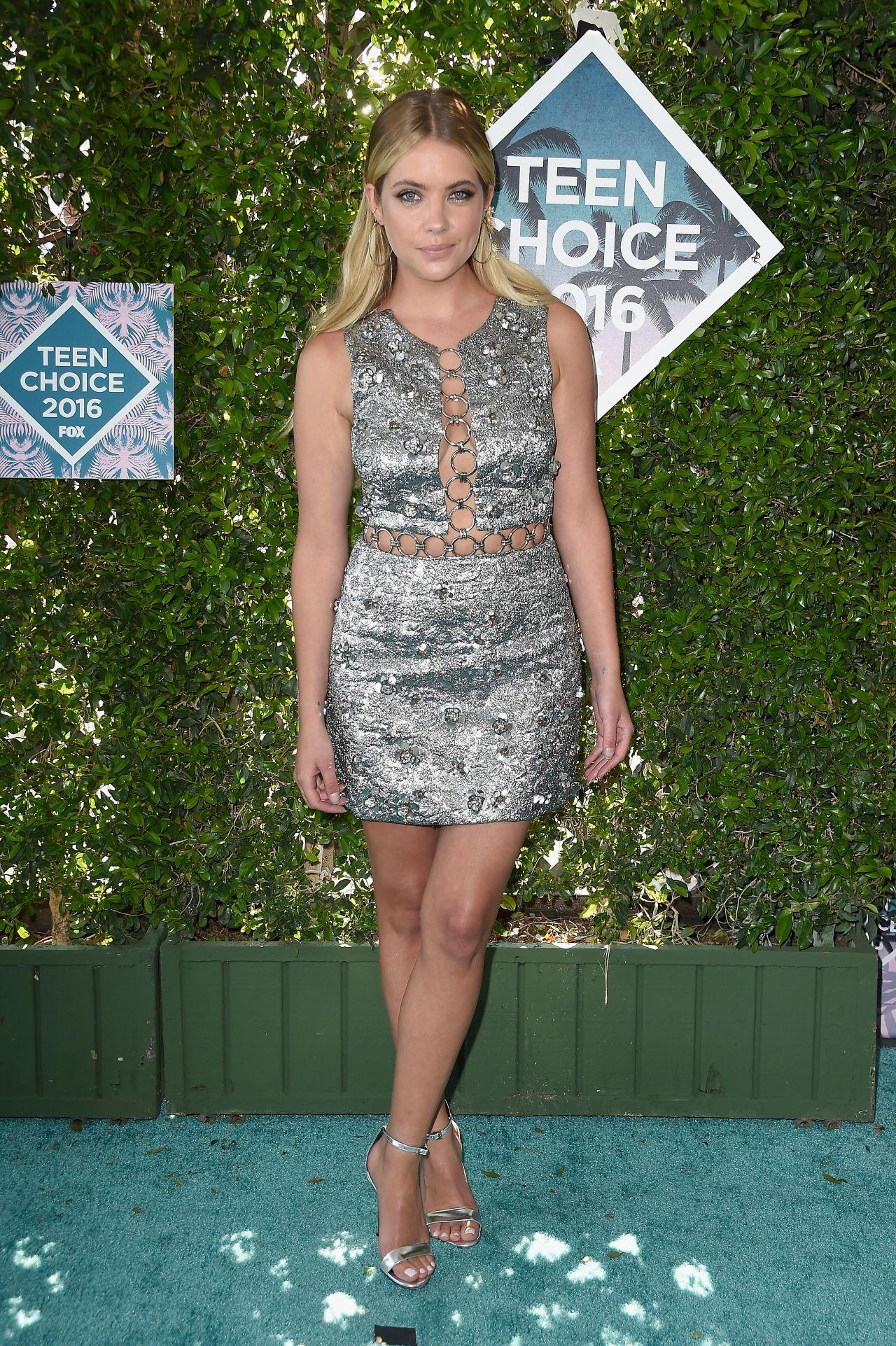 Ashley Benson  Teen Choice Awards 2016 In Inglewood, Ca-2816