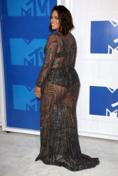 Ashley Graham – MTV Video Music Awards 2016 in New York City 8/28/2016