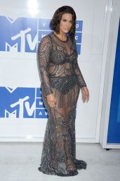 Ashley Graham – MTV Video Music Awards 2016 in New York City 8/28/2016