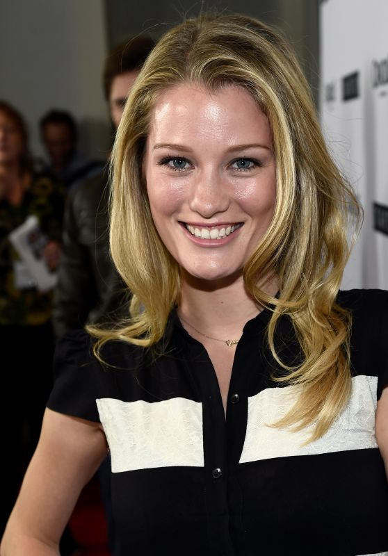 Ashley Hinshaw - Crackle